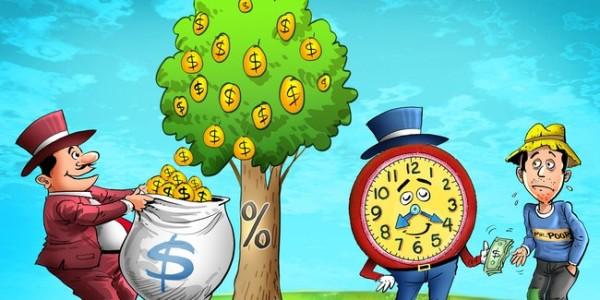 Làm giàu từ thu nhập thụ động